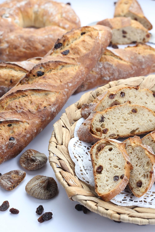 California Raisins Zum Tag des deutschen Brotes: California Sunbread als leckere Grillbeilage