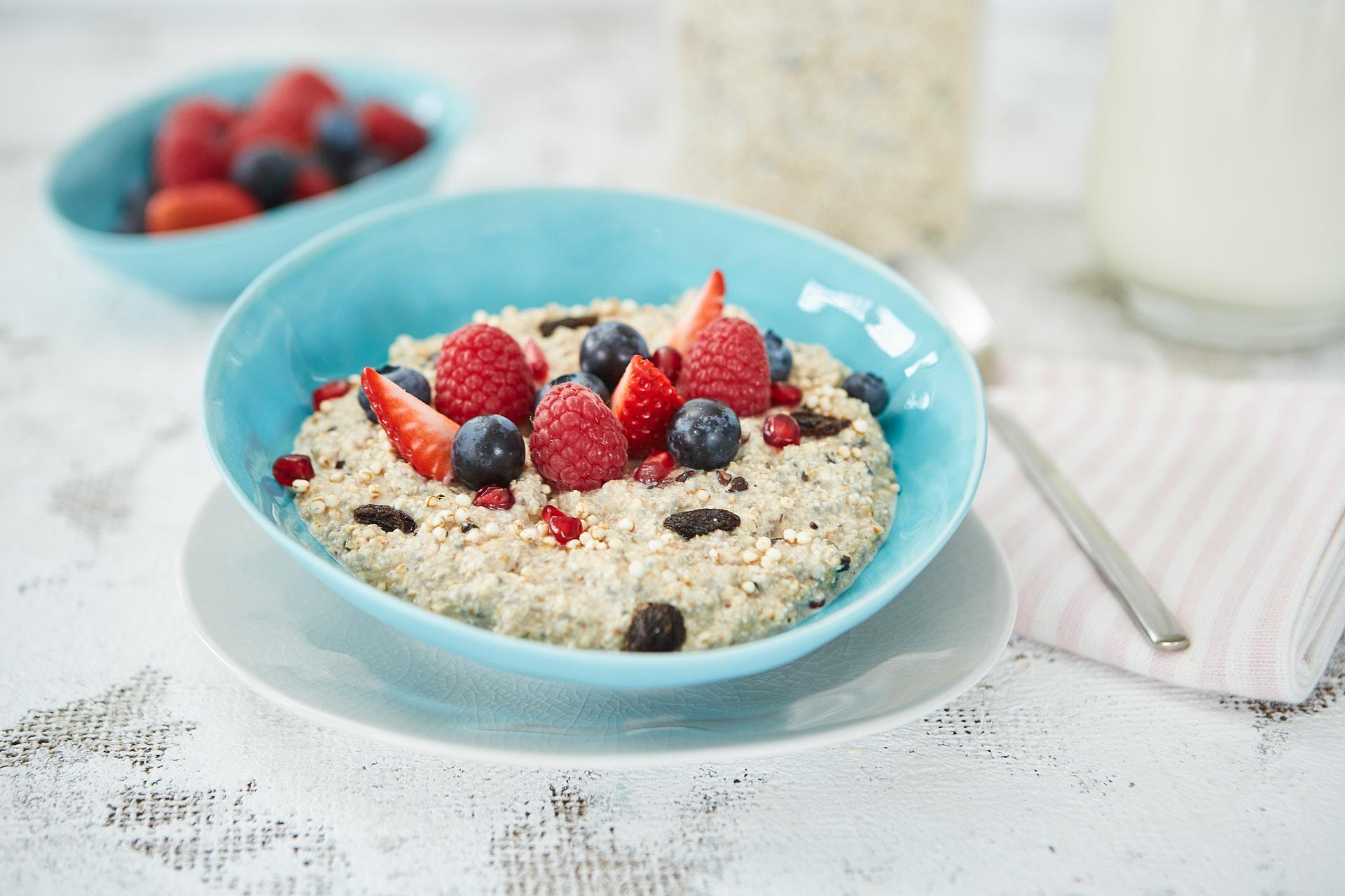 California Raisins Porridge-Basismix