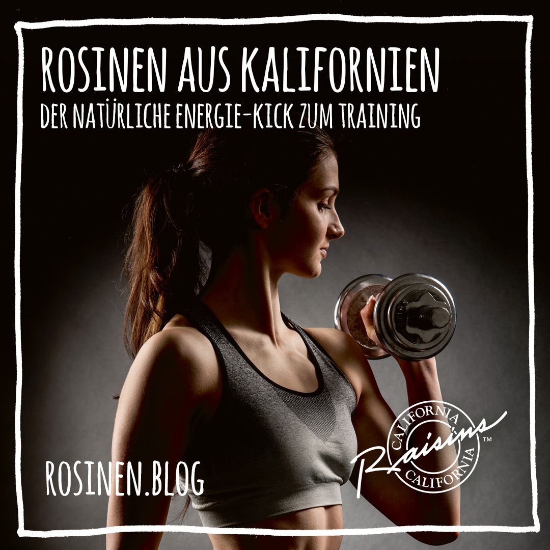 California Raisins Fitness-First lange Nacht der Fitness