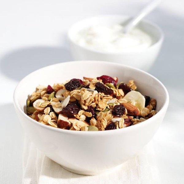 California Raisins Alpen-Müsli für Morgenmuffel