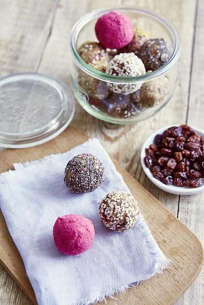 California Raisins Fit und gesund im neuen Jahr