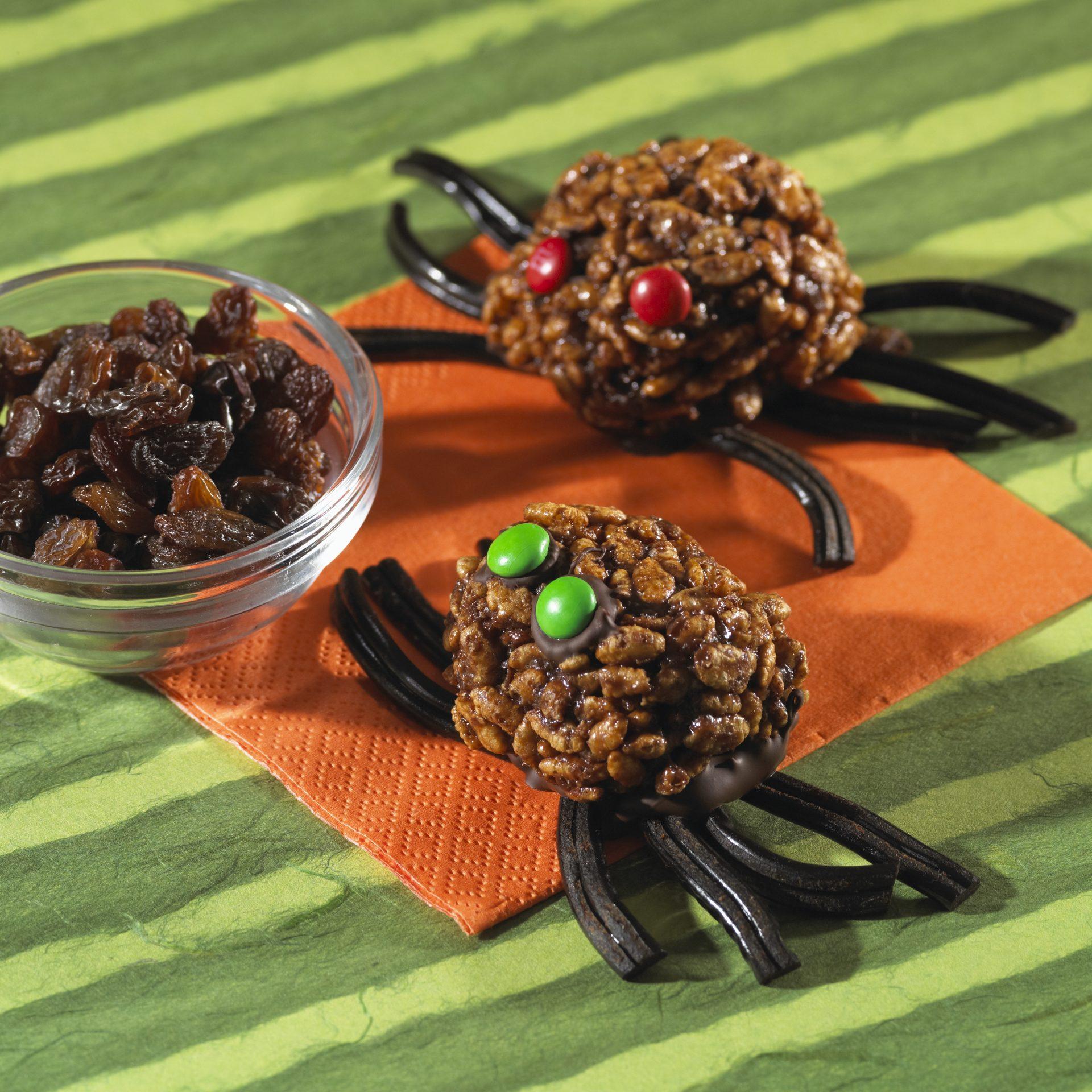 California Raisins Gruseliges Getier zum Vernaschen