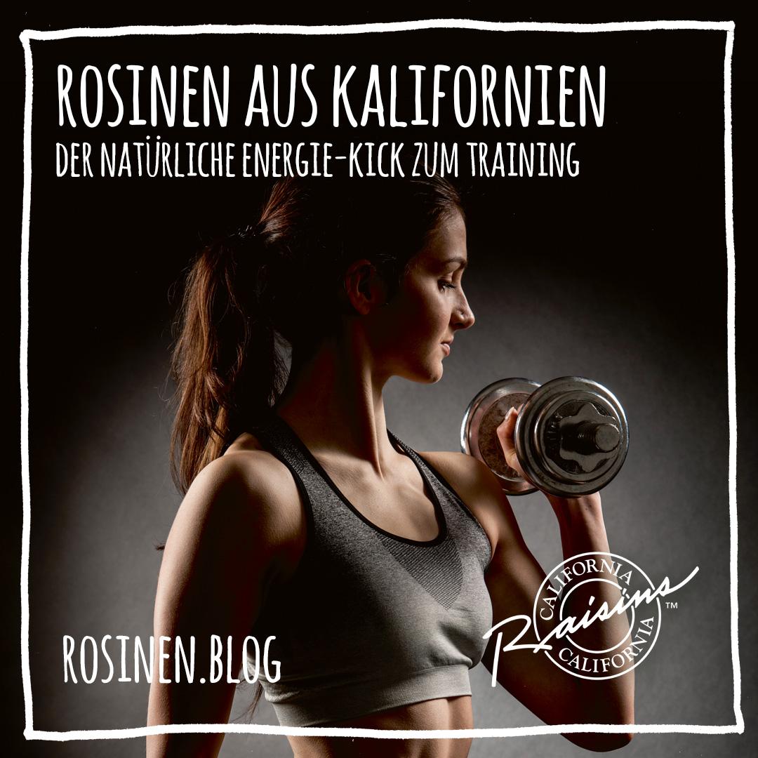 California Raisins Fitness-First lange Nacht der Fitness